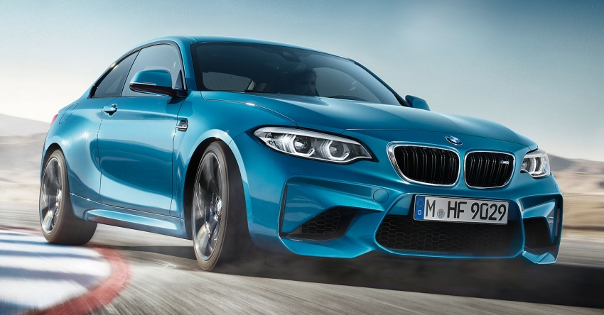 F87 BMW M2 Coupe LCI now in Malaysia – RM536k Image #729366