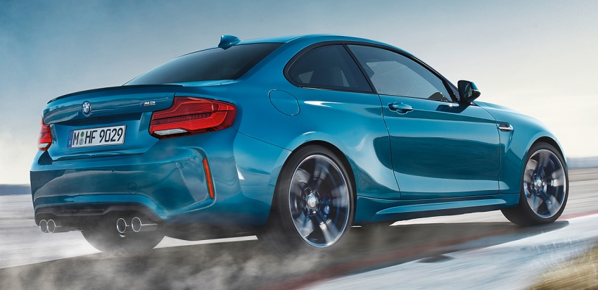 F87 BMW M2 Coupe LCI now in Malaysia – RM536k Image #729367