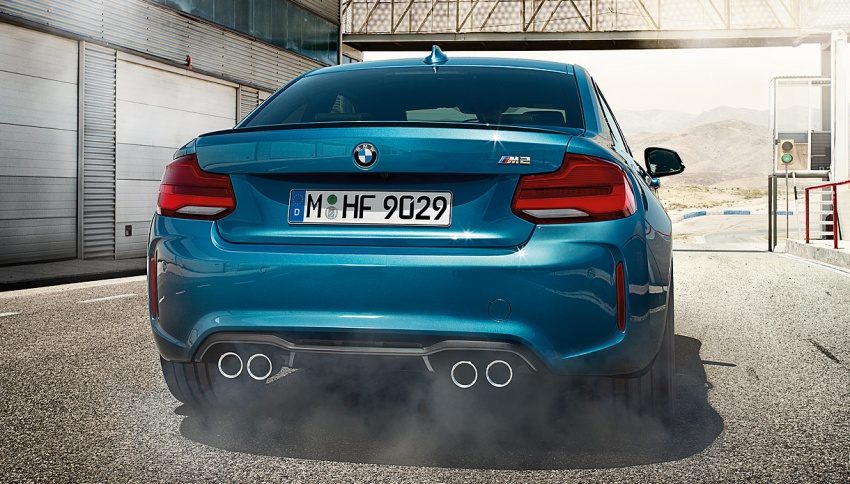 F87 BMW M2 Coupe LCI now in Malaysia – RM536k Image #729368