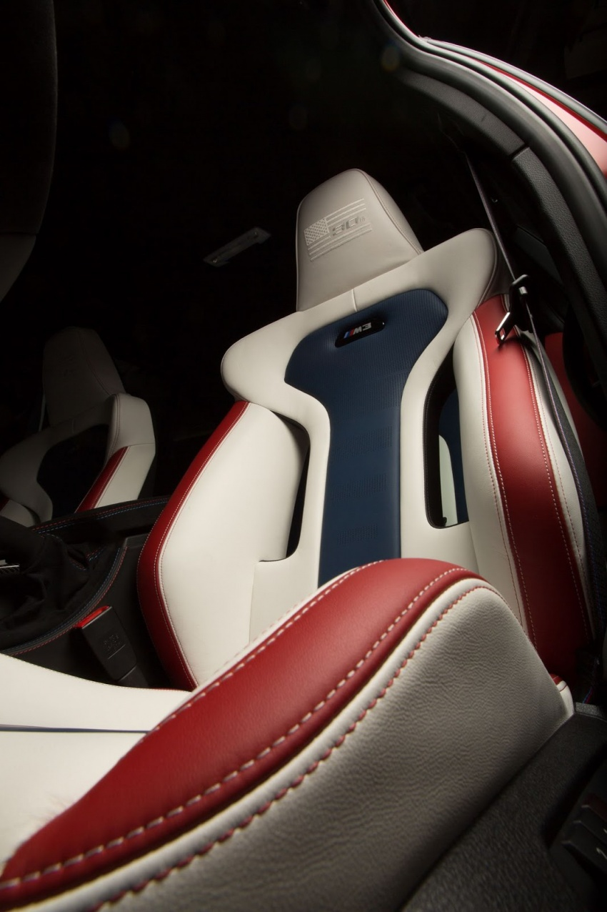 BMW M3 30 Years American Edition – one-off model! Image #730591