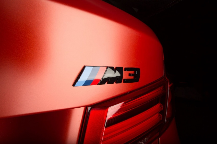 BMW M3 30 Years American Edition – one-off model! Image #730602