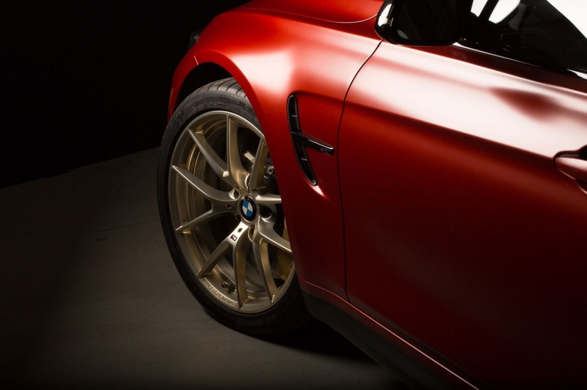 BMW M3 30 Years American Edition – one-off model! Image #730581