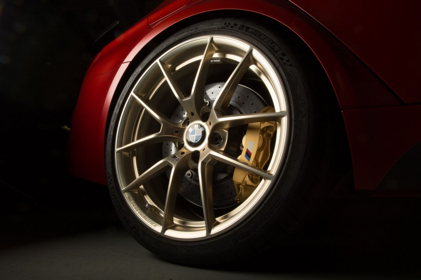 BMW M3 30 Years American Edition – one-off model! Image #730582