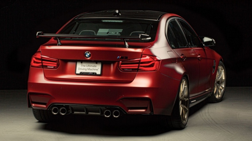 BMW M3 30 Years American Edition – one-off model! Image #730587