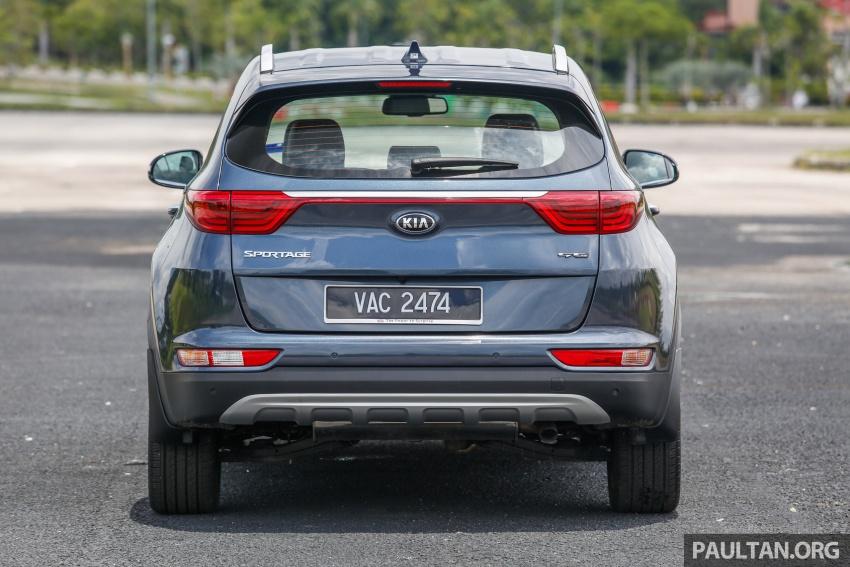 FIRST DRIVE: Kia Sportage 2.0L GT CRDi video review Image #722530