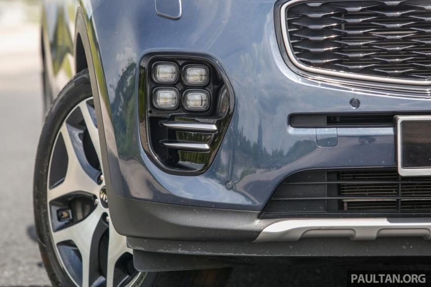 FIRST DRIVE: Kia Sportage 2.0L GT CRDi video review Image #722535