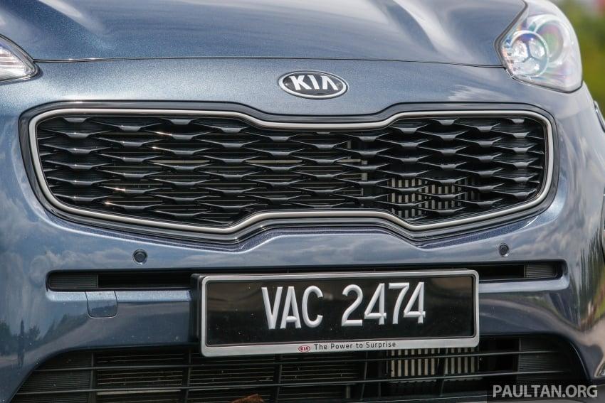 FIRST DRIVE: Kia Sportage 2.0L GT CRDi video review Image #722537