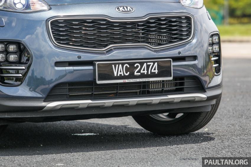 FIRST DRIVE: Kia Sportage 2.0L GT CRDi video review Image #722540