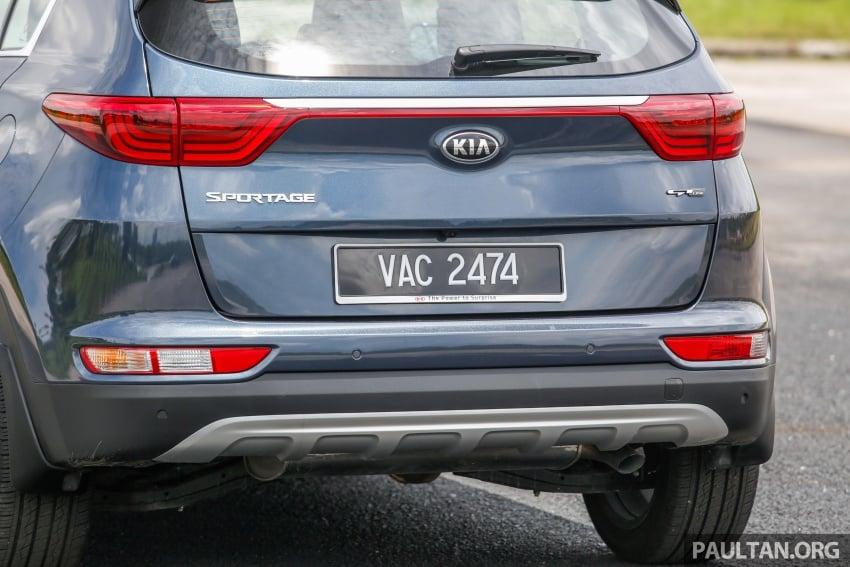 FIRST DRIVE: Kia Sportage 2.0L GT CRDi video review Image #722555