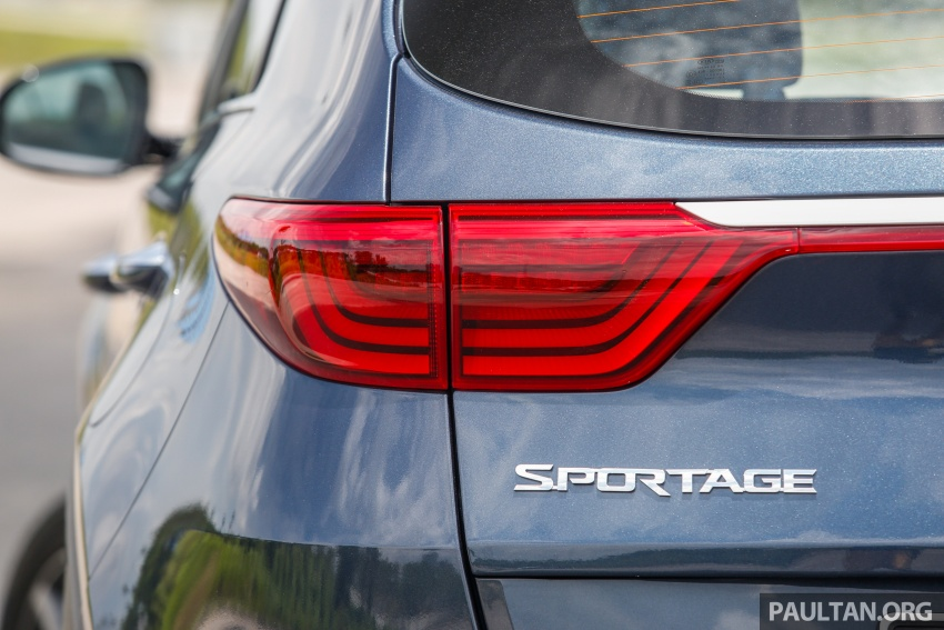 FIRST DRIVE: Kia Sportage 2.0L GT CRDi video review Image #722557
