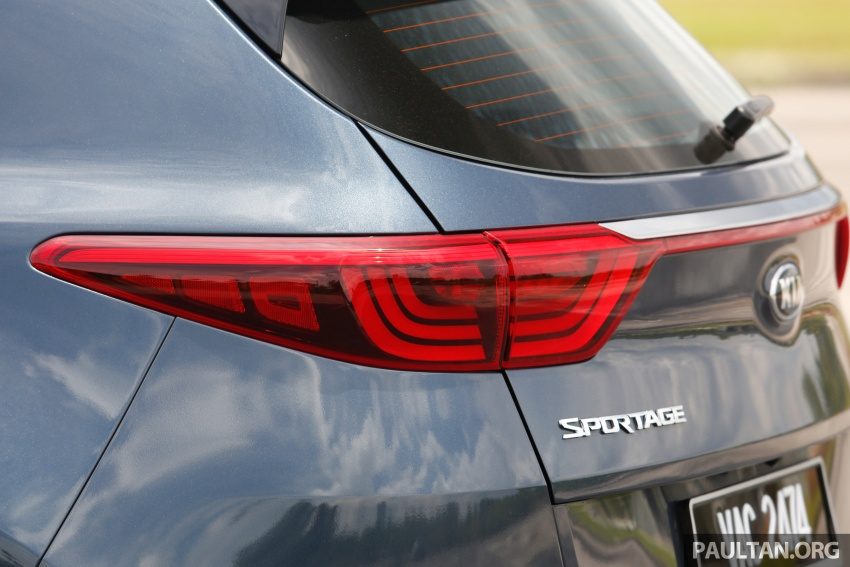 FIRST DRIVE: Kia Sportage 2.0L GT CRDi video review Image #722559