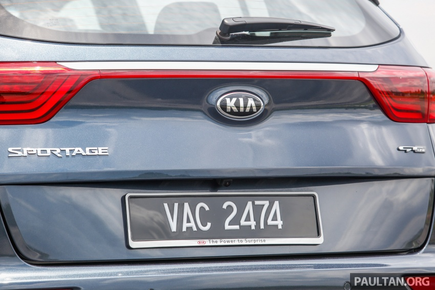 FIRST DRIVE: Kia Sportage 2.0L GT CRDi video review Image #722564