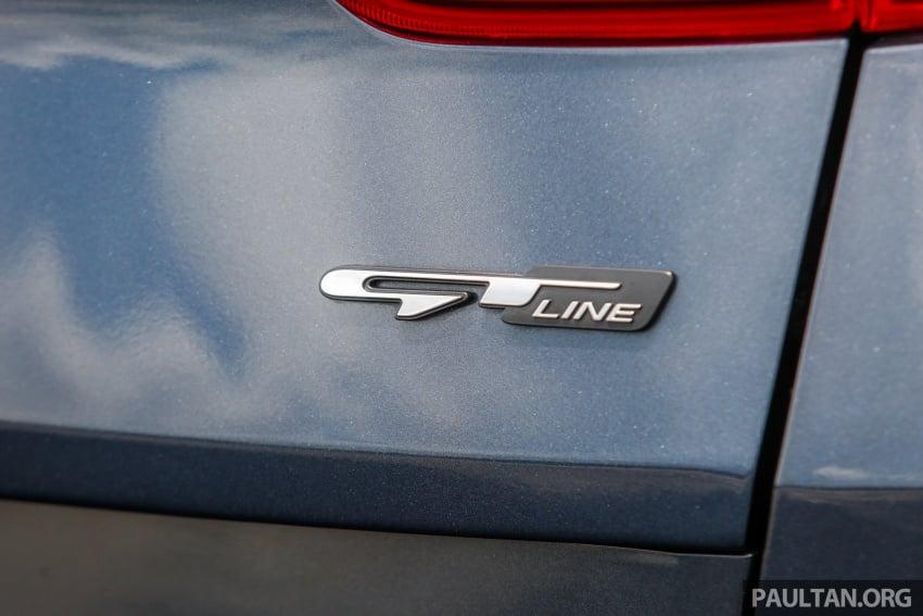 FIRST DRIVE: Kia Sportage 2.0L GT CRDi video review Image #722578