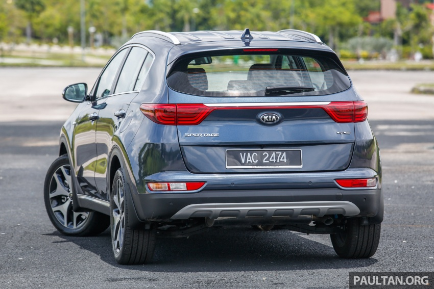 FIRST DRIVE: Kia Sportage 2.0L GT CRDi video review Image #722524