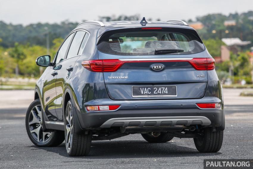 FIRST DRIVE: Kia Sportage 2.0L GT CRDi video review Image #722525