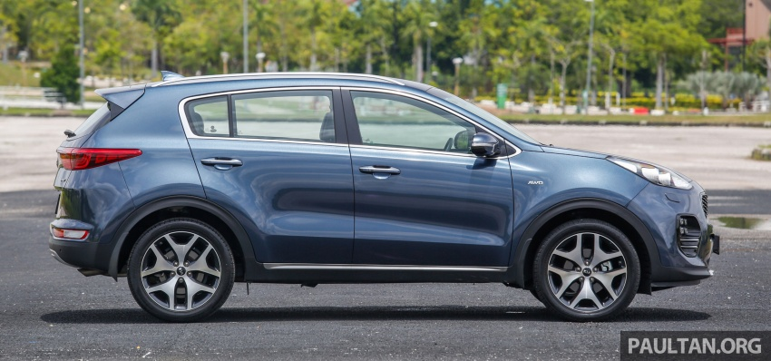 FIRST DRIVE: Kia Sportage 2.0L GT CRDi video review Image #722526