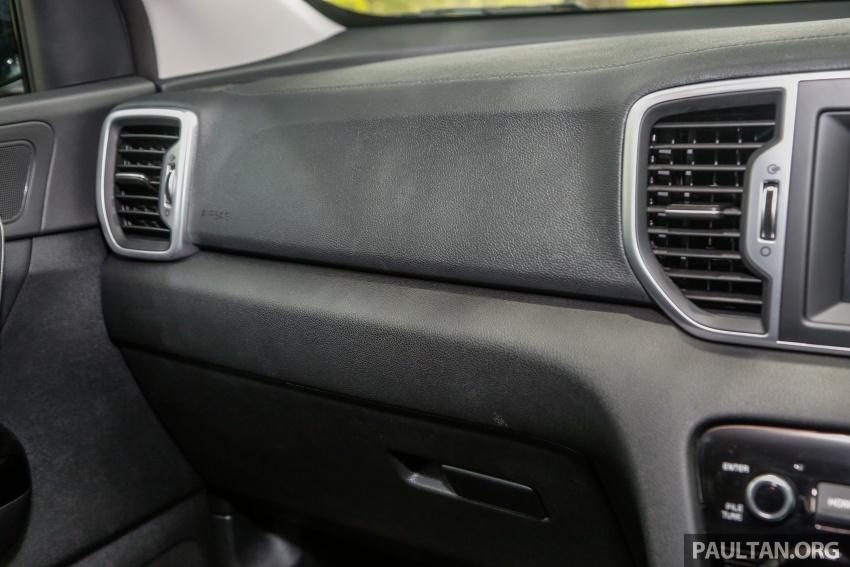 FIRST DRIVE: Kia Sportage 2.0L GT CRDi video review Image #722611