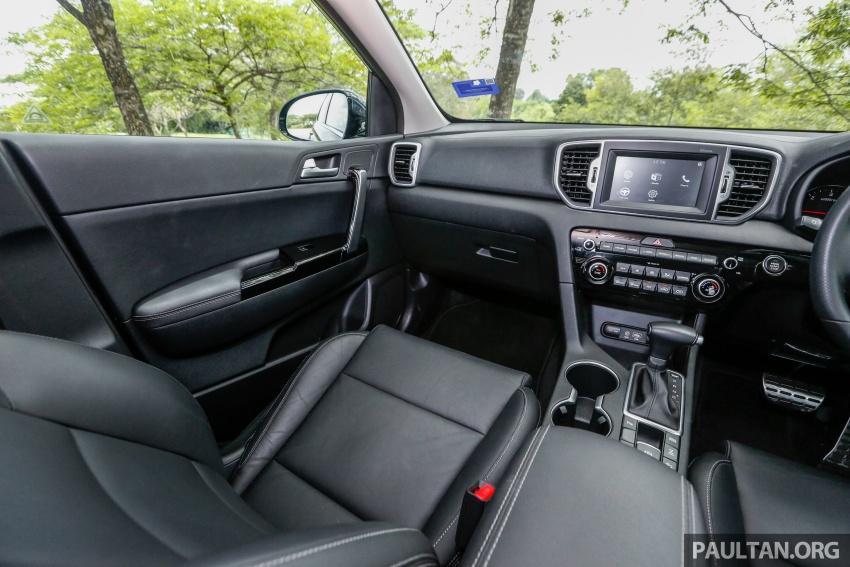 FIRST DRIVE: Kia Sportage 2.0L GT CRDi video review Image #722622