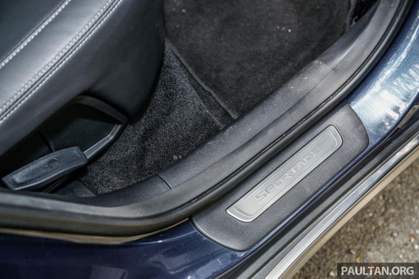 FIRST DRIVE: Kia Sportage 2.0L GT CRDi video review Image #722640