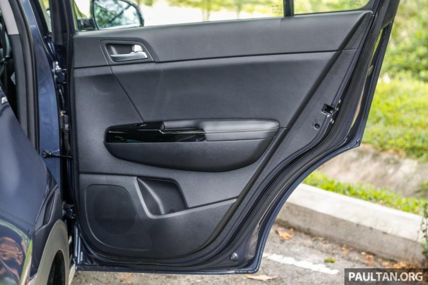 FIRST DRIVE: Kia Sportage 2.0L GT CRDi video review Image #722642