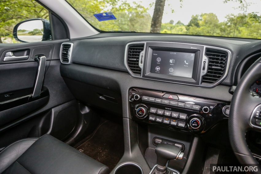 FIRST DRIVE: Kia Sportage 2.0L GT CRDi video review Image #722603