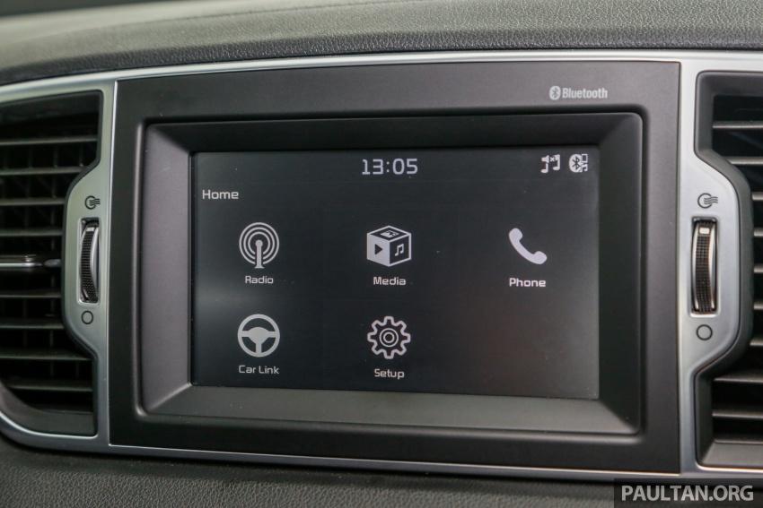 FIRST DRIVE: Kia Sportage 2.0L GT CRDi video review Image #722604