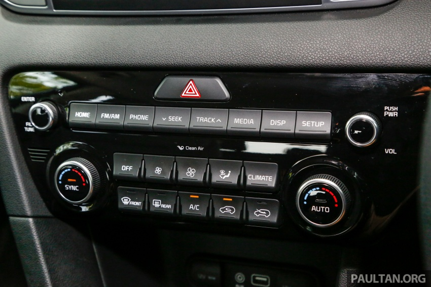 FIRST DRIVE: Kia Sportage 2.0L GT CRDi video review Image #722606