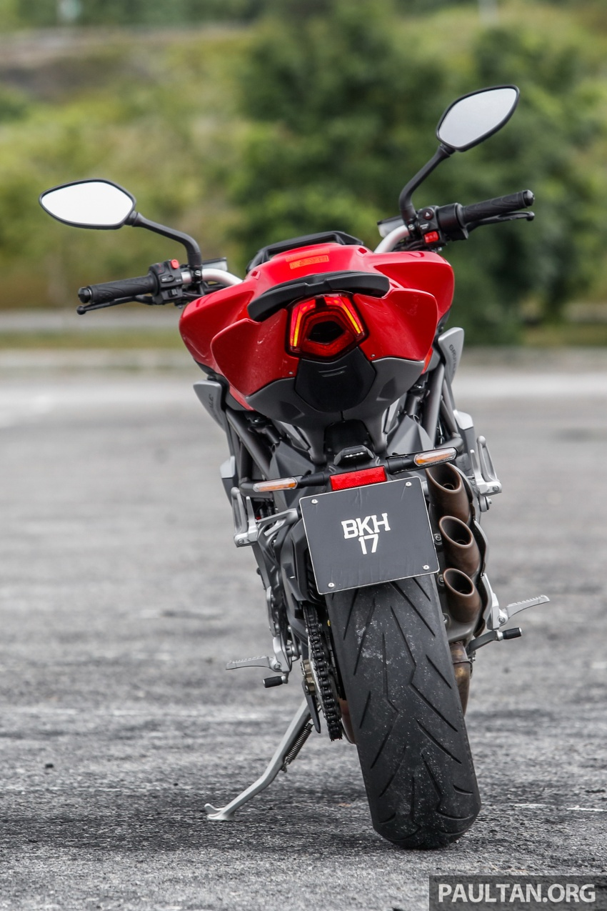 REVIEW: 2017 MV Agusta Brutale – brutally honest Image #726274