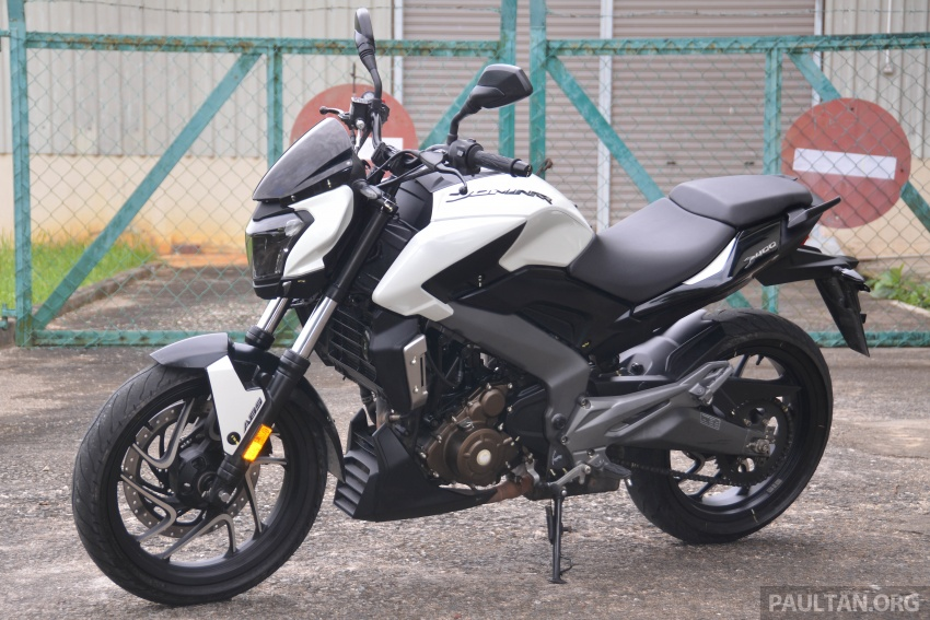 FIRST RIDE: 2018 Modenas Dominar 400 – 35 PS, thumping good fun, and it's coming to Malaysia soon! Image #720662