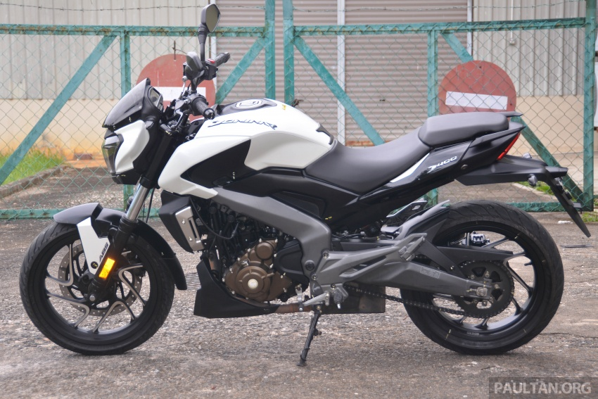 FIRST RIDE: 2018 Modenas Dominar 400 – 35 PS, thumping good fun, and it's coming to Malaysia soon! Image #720665