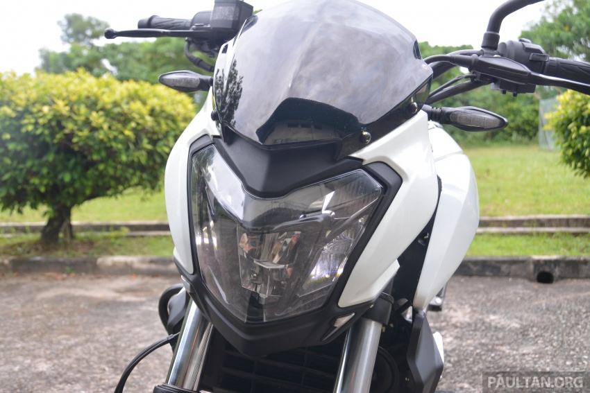 FIRST RIDE: 2018 Modenas Dominar 400 – 35 PS, thumping good fun, and it's coming to Malaysia soon! Image #720702
