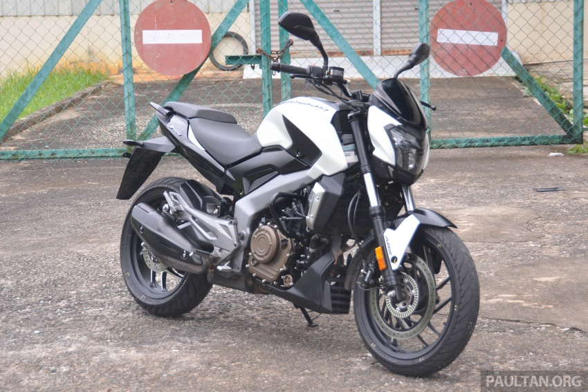 FIRST RIDE: 2018 Modenas Dominar 400 – 35 PS, thumping good fun, and it's coming to Malaysia soon! Image #720711