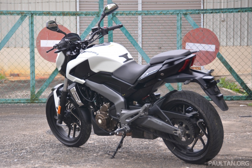 FIRST RIDE: 2018 Modenas Dominar 400 – 35 PS, thumping good fun, and it's coming to Malaysia soon! Image #720667