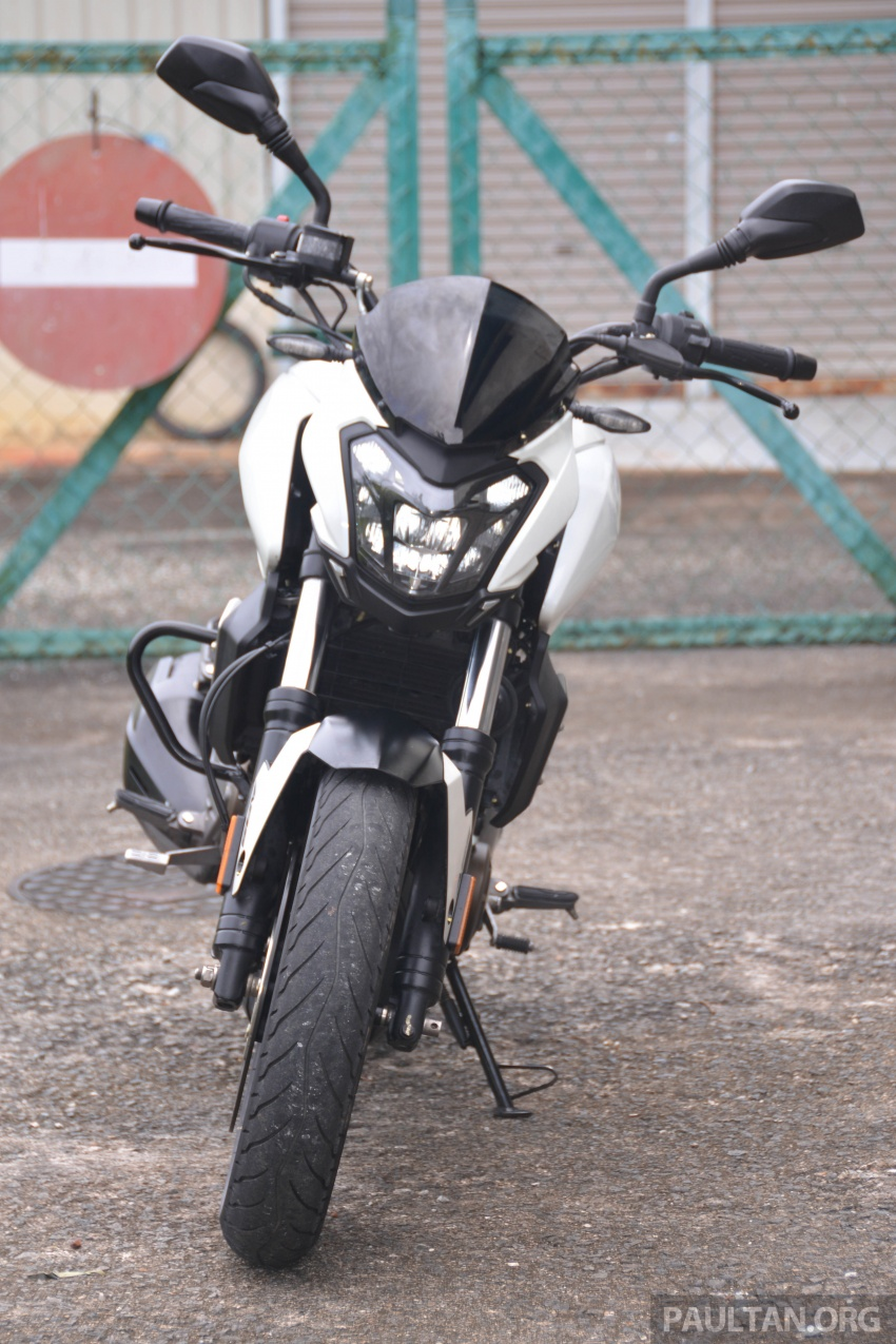 FIRST RIDE: 2018 Modenas Dominar 400 – 35 PS, thumping good fun, and it's coming to Malaysia soon! Image #720712