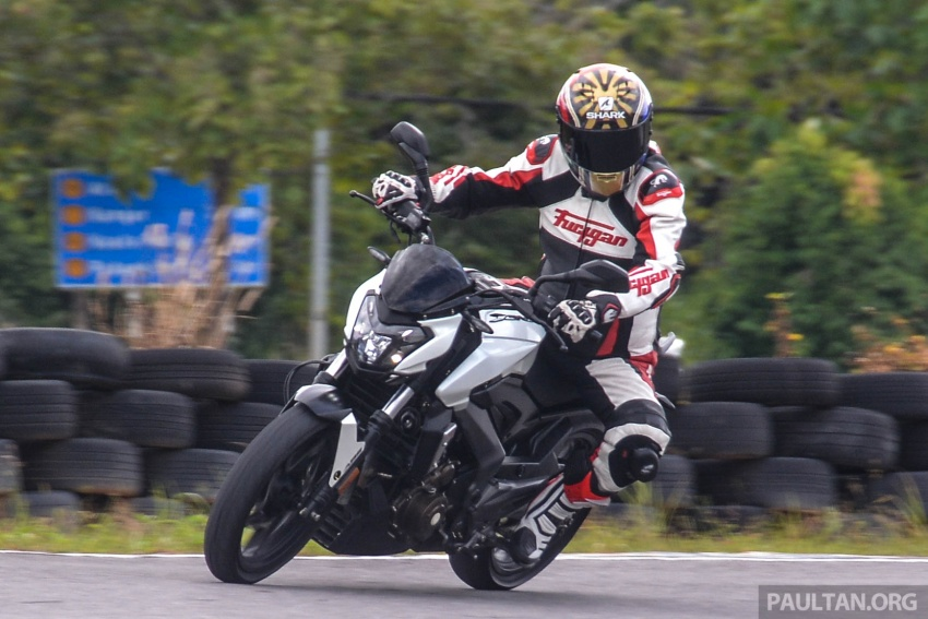 FIRST RIDE: 2018 Modenas Dominar 400 – 35 PS, thumping good fun, and it's coming to Malaysia soon! Image #720672