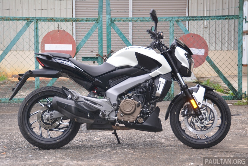 FIRST RIDE: 2018 Modenas Dominar 400 – 35 PS, thumping good fun, and it's coming to Malaysia soon! Image #720676