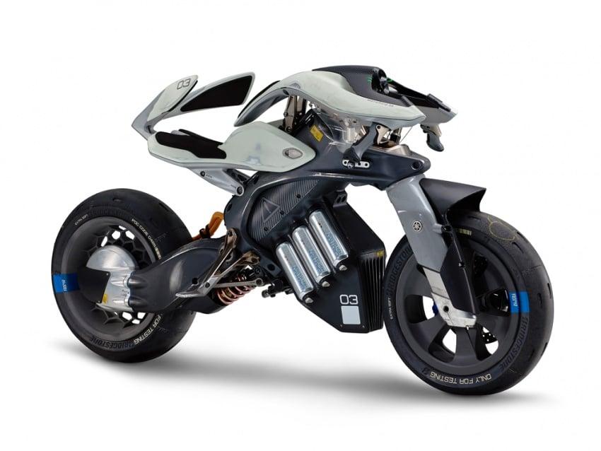 Yamaha shows new e-bike tech at Tokyo Motor Show Image #723817