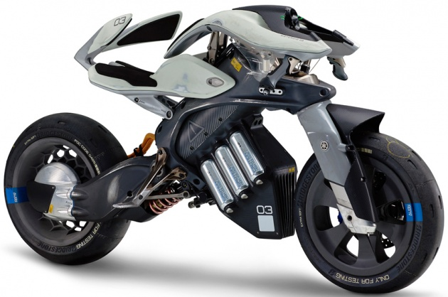 Yamaha shows new e-bike tech at Tokyo Motor Show