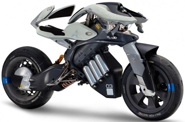 yamaha shows new e bike tech at tokyo motor show. Black Bedroom Furniture Sets. Home Design Ideas