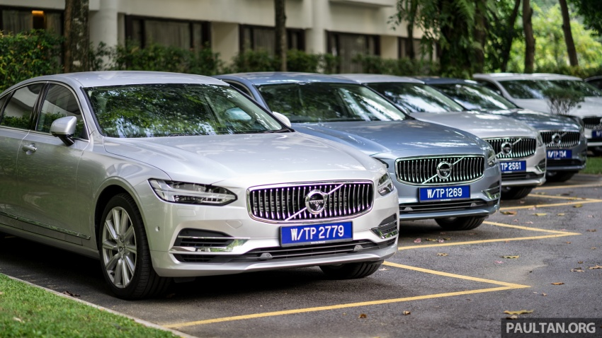 GALLERY: Volvo S90 T8 Twin Engine Inscription CKD Image #720864