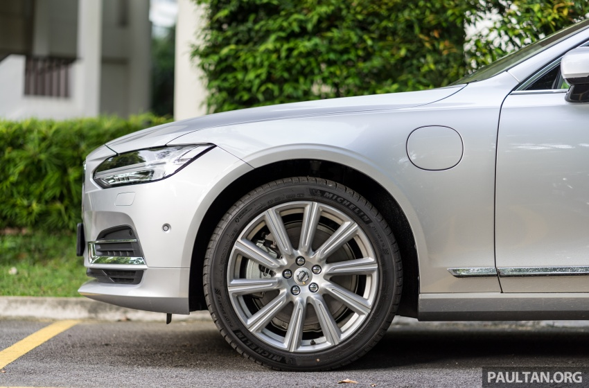 GALLERY: Volvo S90 T8 Twin Engine Inscription CKD Image #720873