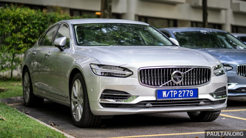 GALLERY: Volvo S90 T8 Twin Engine Inscription CKD Image #720865