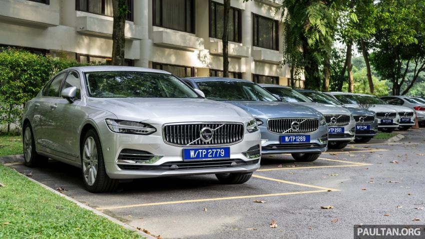 GALLERY: Volvo S90 T8 Twin Engine Inscription CKD Image #720891