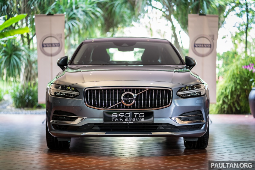 GALLERY: Volvo S90 T8 Twin Engine Inscription CKD Image #720892
