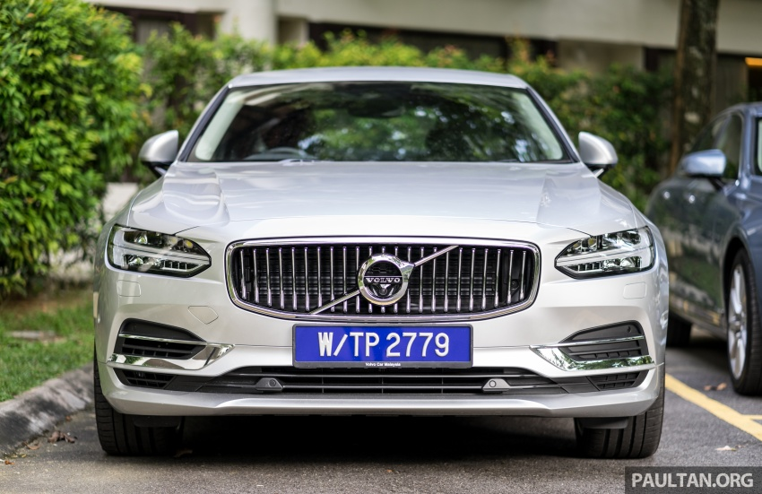 GALLERY: Volvo S90 T8 Twin Engine Inscription CKD Image #720866