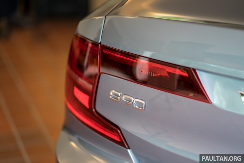 GALLERY: Volvo S90 T8 Twin Engine Inscription CKD Image #720896
