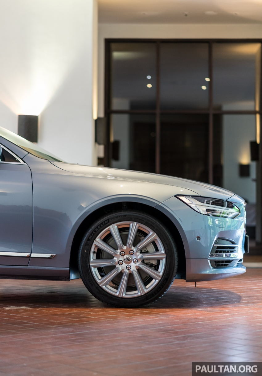 GALLERY: Volvo S90 T8 Twin Engine Inscription CKD Image #720900