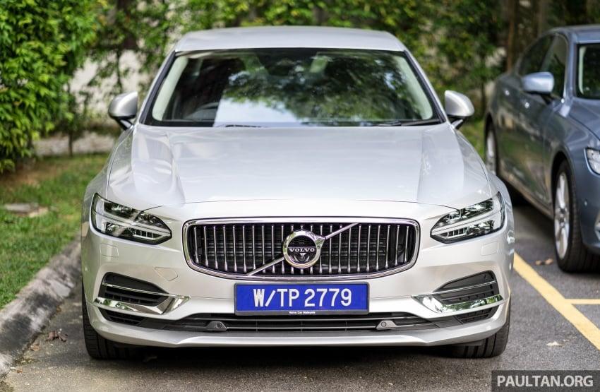 GALLERY: Volvo S90 T8 Twin Engine Inscription CKD Image #720867