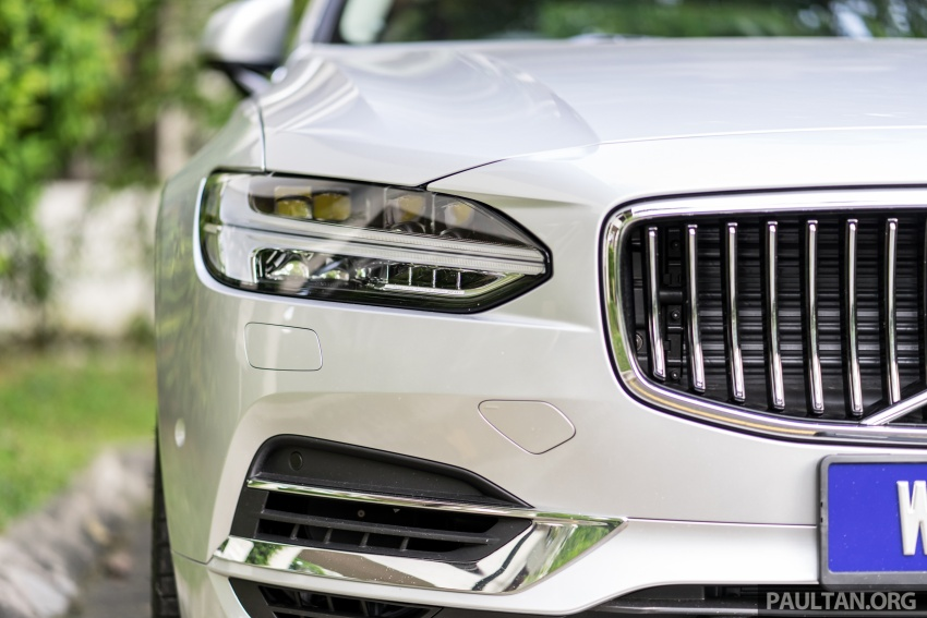 GALLERY: Volvo S90 T8 Twin Engine Inscription CKD Image #720868