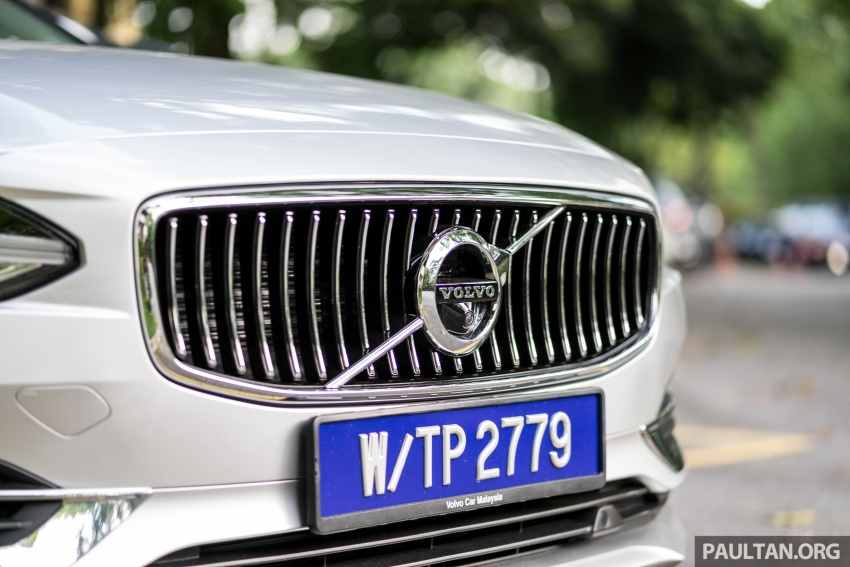 GALLERY: Volvo S90 T8 Twin Engine Inscription CKD Image #720869